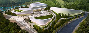 The International Horticultural Exposition 2014 Qingdao Project